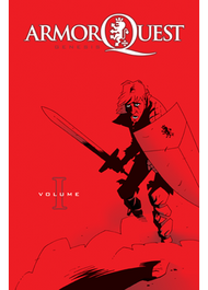 ArmorQuest: Genesis - Volume 1 (Ebook)