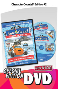 Auto-B-Good: Character Counts! Six Pillar Edition 2 DVD