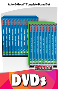 Auto-B-Good: Education Edition - DVD Box Set Complete (All 21 Volumes)