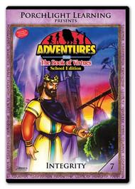 Adventures from the Book of Virtues Volume 07: Integrity (DVD) School Edition