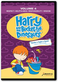 Harry & His Bucket Full of Dinosaurs - Volume 4