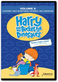 Harry & His Bucket Full of Dinosaurs - Volume 5