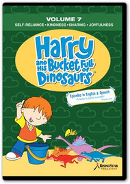 Harry & His Bucket Full of Dinosaurs - Volume 7