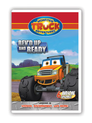 Monster Truck Adventures: Rev'd Up and Ready (digital episodes)