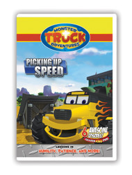 Monster Truck Adventures: Picking Up Speed (digital episodes)