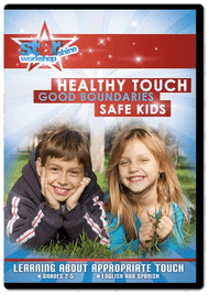Starshine Workshop - Healthy Touch, Good Boundaries, Safe Kids (DVD)