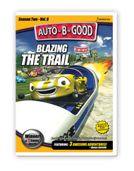Blazing the Trail DVD cover image
