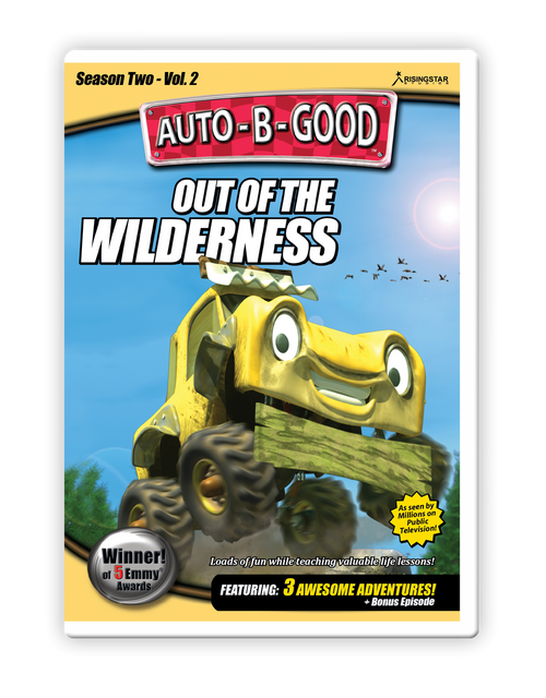 Out of the Wilderness DVD cover
