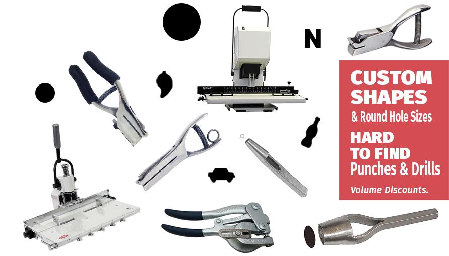 Custom Hole Punch Manufacturer | Custom Hole Punching | UniPunch