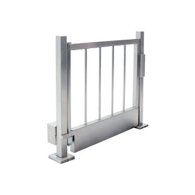 1-Way Mechanical Gate with Infill Bars
