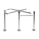 """Entrance"" Turnstile, 1-Direction, Chrome"