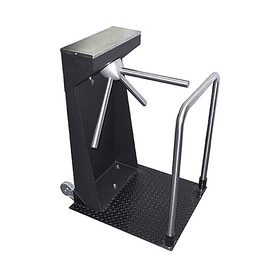Portable Turnstile, Mechanical with Counter
