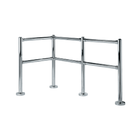 Corner Posts with Railing Outlets