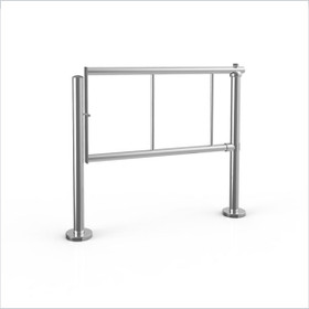 "Latch Gate, 45"" W x 38"" T, Waist High"