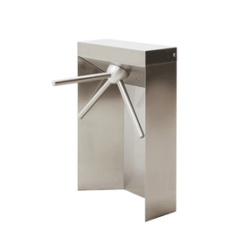 Waist High, Stainless Steel Turnstile, Electric
