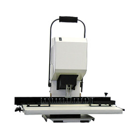 Electric Paper Drill, 1-Spindle, Movable Table