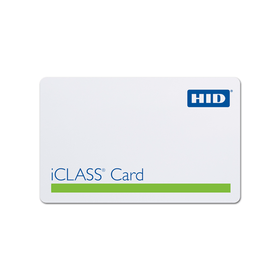 HID iClass Proximity Card