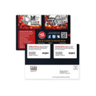 """6"""" x 9 """" Post Card for Mailing, 1000 Minimum"""