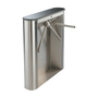 Waist High Turnstile, Rounded Front, Manual