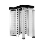 Full Height Turnstile - External Metal Detector