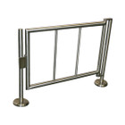 "Rugged Steel Gate, 36"", Manual or Electric"