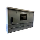 Electronic Key Cabinet - 16 Compartments