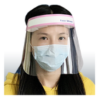 Face Shield, PET Material, 100 Minimum