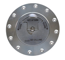 Reproduction Aluminium Shaws-Type Aero Filler