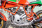 Ducati TT2 Side View Engine Left