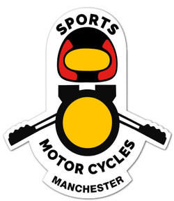 Sports Motorcycles Large Decals