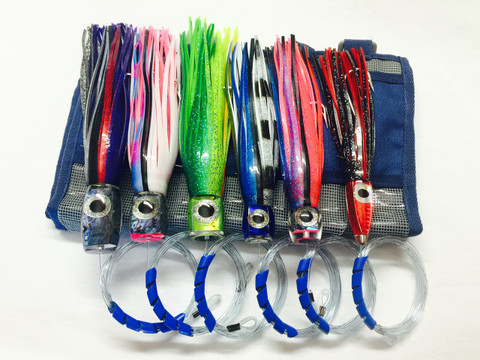 Dolphin/ Tuna Trolling Pack