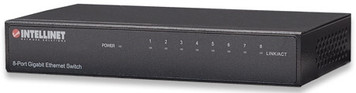8 Port; Metal Chassis