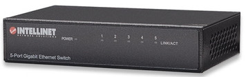 5 Port; Metal Chassis