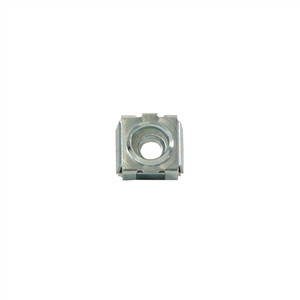 M6  Cage Nuts - 50 Pack (0200-1-001-04)