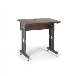 "36"" W x 24"" D Training Table  - Serene Cherry (5500-3-003-23)"