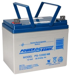 PS-12350 12V 35 AH Battery(powersonPS-12350)