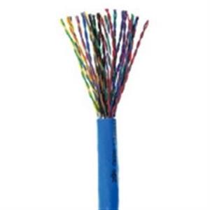 CAT5 25 Pair Direct Burial Cable - Black (CAT5-25PR-DB)