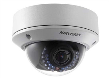 4 MP WDR Dome Network Camera with IR (DS-2CD2742FWD-IZS)