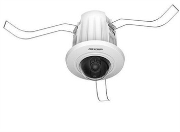 2 MP CMOS Network Dome Camera (DS-2CD2E20F)