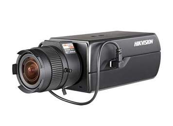 Ultra Low-light Box Network Camera