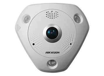 3MP WDR Fish-eye Network Camera (DS-2CD6332FWD-I)