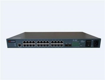 Multiservice Gigabit Ethernet PoE Switch Series