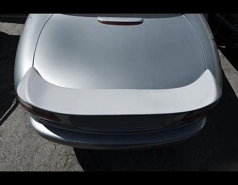 V-Style spoiler for Jaguar XK8 XKR