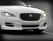 Jaguar XJR Style Black Lower Mesh Grille