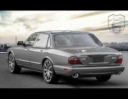 Jaguar XJ XJR Mina Gallery Performance Exhaust Kit