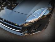 Jaguar F-Type Carbon Fiber Front Apron Finisher