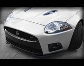 Jaguar XK & XKR Carbon Fiber Front Apron Upgrade 2010-2011