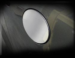 Jaguar XF & XFR Chrome Gas Cap Finisher