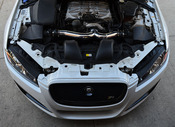 Jaguar XFR Performance Intake Tube Kit