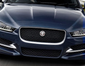 Jaguar XE Black Pak Main Grille Replacement